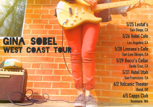 gs westr coast tour